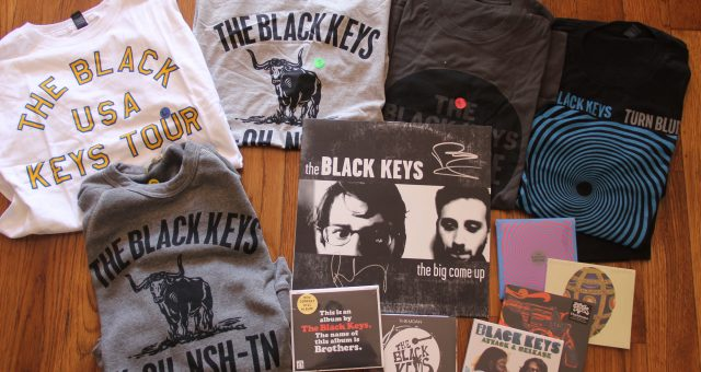 The Black Keys Discography and Mega Merch Bundle